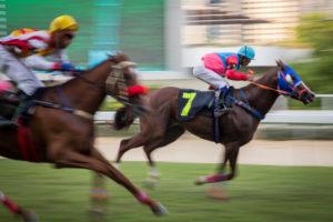 ประวัติแข่งม้าไทย